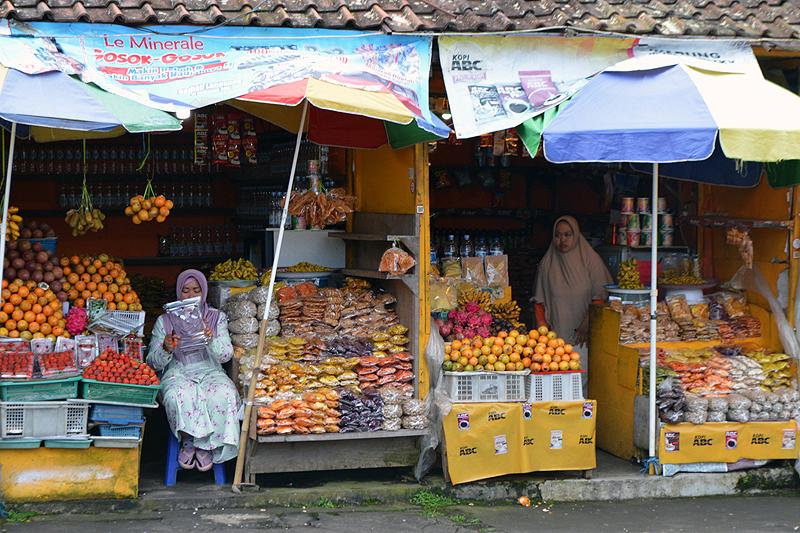 Balinese markt