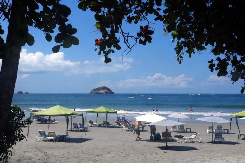 Strand van Manuel Antonio