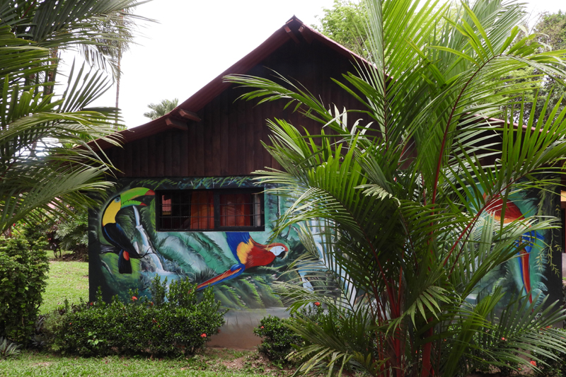 Hotel Arenal Country Inn in La Fortuna