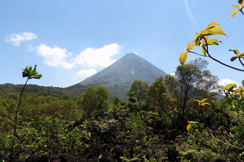De vulkaan Arenal