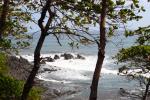Uitkijk over de Stille Oceaan