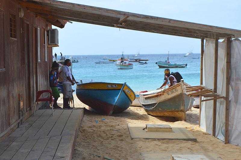 Prachtig Kaapverdiaans plaatje