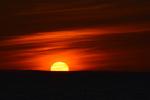 Zonsondergang Cuba
