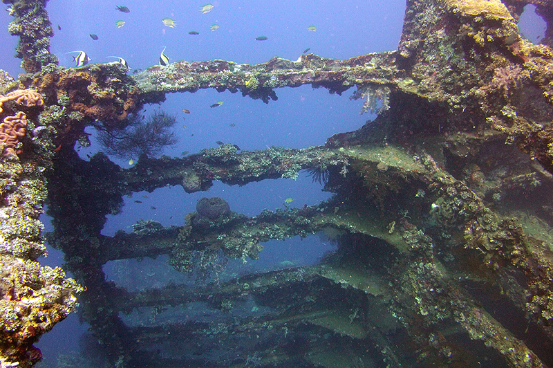 Wrak USS Liberty