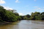 Rio Frio,  prachtig natuurgebied met veel ijsvogelsoorten