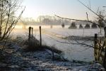 Winter op de Scheendijk