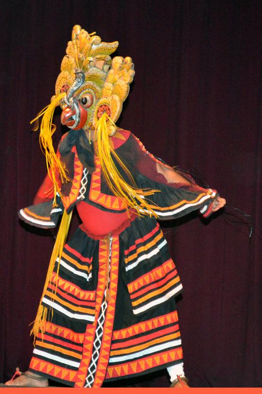 Avondje traditionele cultuur