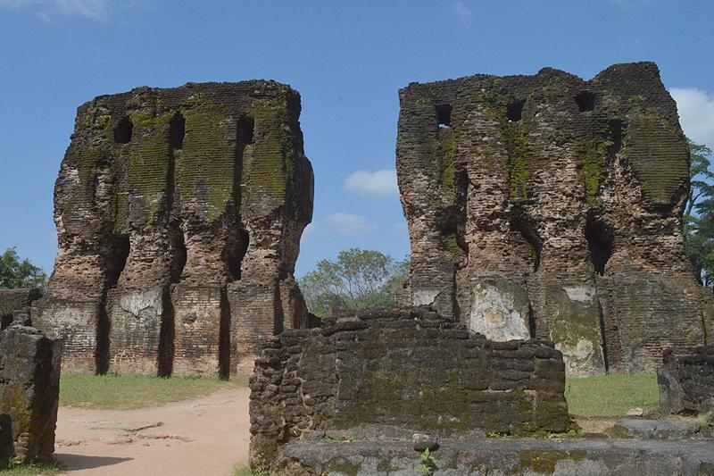Ruinestad Pollonnaruwa