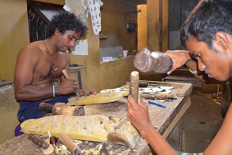 Maskmuseum te Ambalangoda