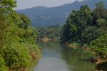 Landschap rondom Kandy