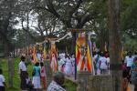 Ruwanweliseya Stupa in Anuradhapura